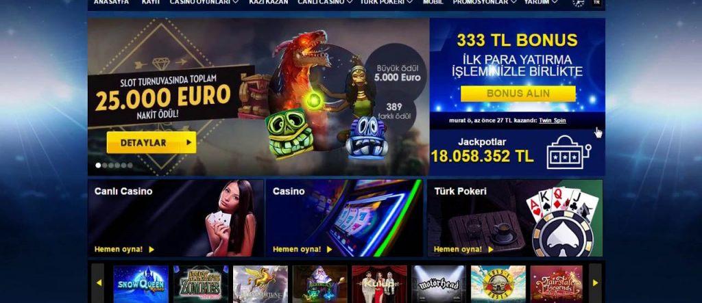 Yasal Casino Siteleri Nelerdir